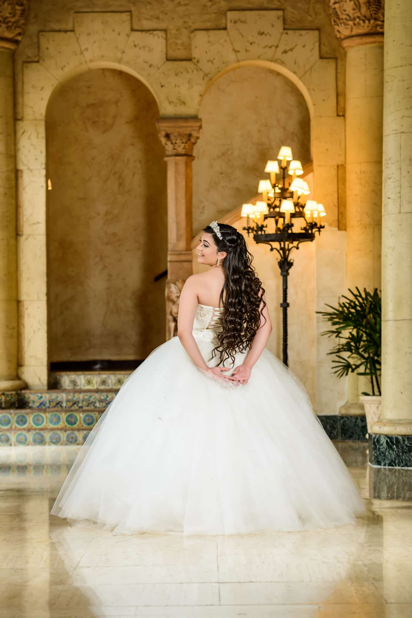 Biltmore Hotel Quinceanera Photography