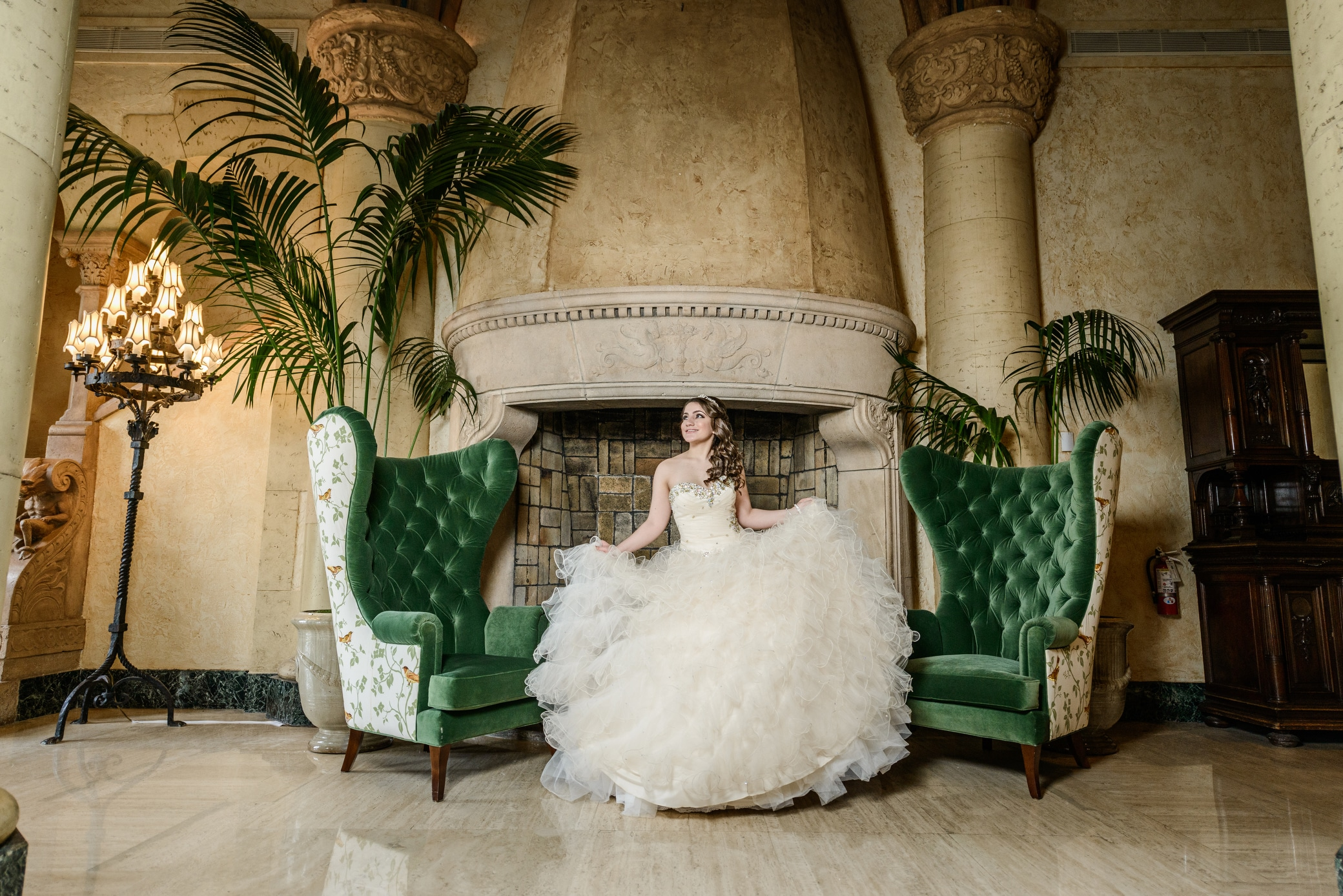 Best Quinces Photography Miami Locations