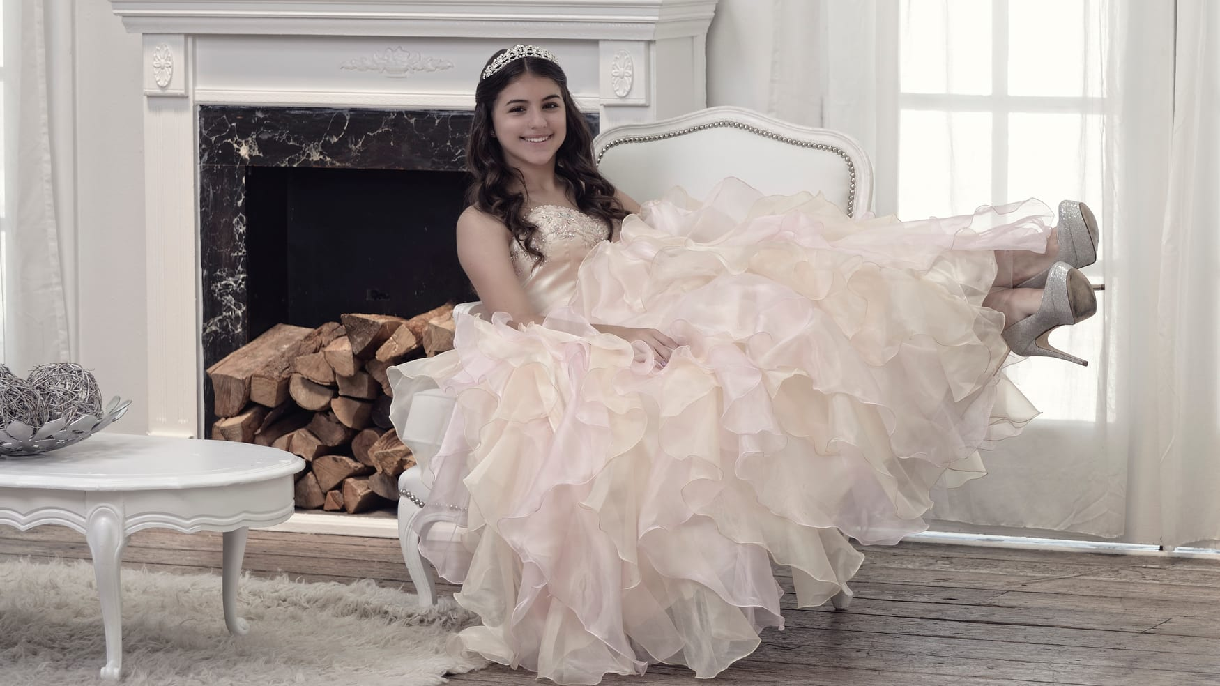 Quinceanera Little River Photography